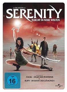 Serenity - Flucht in neue Welten (Steelbook)