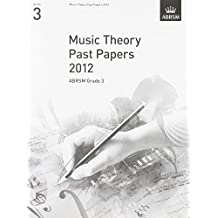 Music Theory Past Papers 2012, ABRSM Grade 3