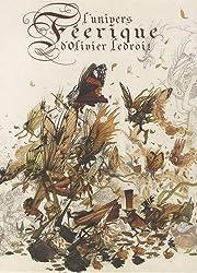 L'univers féerique d'Olivier Ledroit : Coffret 2 volumes