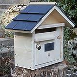 Briefkasten Holz maillat kurz Prestige