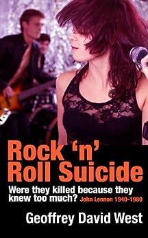 Rock'n'Roll Suicide (Jack Lockwood Mystery Series Book 1) by [West, Geoffrey]