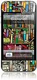 GelaSkins Protective Skin for iPhone 4 - Bookshelf