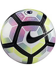 Premier League Skills Football -White/Black