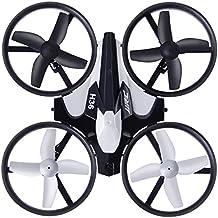 SGILE OVNI Mini Quadcopter Drone 2.4G 4CH 6 Axis Télécommande Sans tête