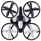 SGILE Mini Drone UFO Quadrirotore Hexacopter 2.4G 4CH Aereo Telecomandato a 4 Asse 4 Modalità di Volo