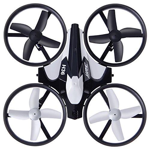 SGILE Mini UFO Quadcopter Dron 2.4G 4 canales de 6 ejes sin cabeza modo de control remoto