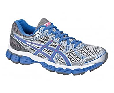 ASICS GT-3000 Women's Running Shoes - 4 Silver: Amazon.co