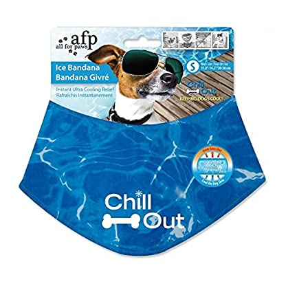 ALL FOR PAWS Chill Out Ice Bandana 1