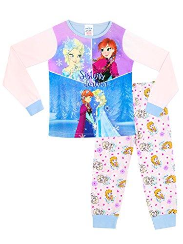 Disney-Frozen-Pijama-para-nias-Anna-y-Elsa