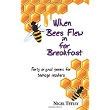 When bees flew in for breakfast: Forty original poems for teenage readers
