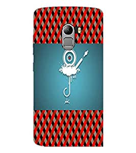PrintDhaba Cartoon D-4519 Back Case Cover for LENOVO K4 NOTE A7010a48 (Multi-Coloured)