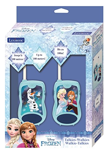 Walkie Talkies Disney Frozen