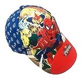 Garçons Enfants OFFICIEL Divers Superhero Personnage Spiderman Power Ranger Été Baseball Caps Tailles 52cms (Âge 2-6) 54cms (Âge 5-8)...