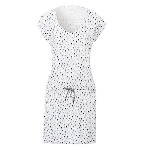 GAASTRA Damen Kleid Fem Weiß