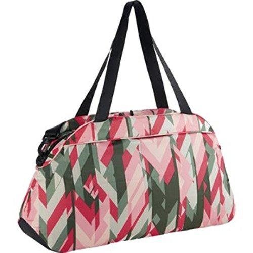2c77794b6696f Nike Damen Auralux Print Club Training Bag Women Sporttasche Koralle ...