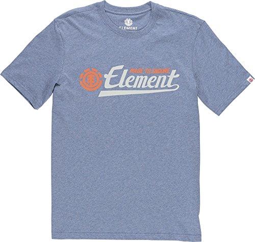 Element Signature T-Shirt Midblue