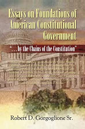 essay about american constitution