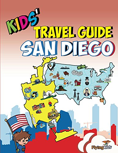 Kids' Travel Guide - San Diego: The best of San Diego with fascinating facts, fun activities, useful tips, quizzes and Leonardo! (Kids; Travel Guides Book 14) (English Edition) por Kelsey Fox