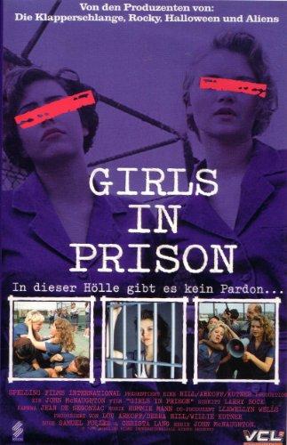 Girls in Prison - In dieser Hölle gibt es kein Pardon
