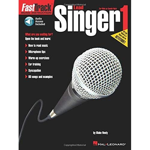 [FastTrack Lead Singer Method Book 1 (Includes Online Access Code)] [By: Various] [September, 2000]