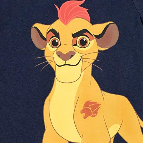 Disney Maglietta Maniche Corta per Ragazze Re Leone The Lion King