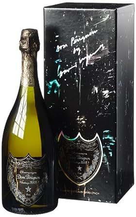 Dom Pérignon Geschenkpackung David Lynch 2003, 1 Flasche (1 x 750 ml)