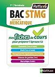 Mercatique 1re et Tle Bac STMG : Fiches