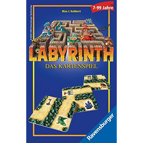 Ravensburger - Juego de cartas, 06-feb jugadores [importado de Alemania]