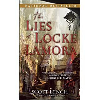The Lies of Locke Lamora (Gentleman Bastards, Book 1)