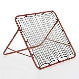 Rexco Boys Rebounder Net Ball Kickback Soccer Goal Football Training Game Kids Childrens