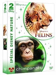 Spécial Disney Nature - Félins + Chimpanzés