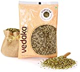 #6: Vedaka Popular Green Moong Split / Chilka, 500g