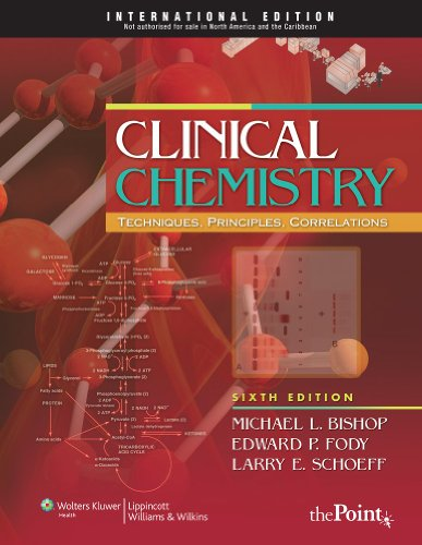 Clinical Chemistry International Edition: Techniques, Principles, and Correlations