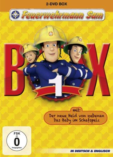 feuerwehrmann sam die komplette staffel Feuerwehrmann Sam Box 1 (ink. Der neue Held von Nebenan & Das Baby im Schafspelz) [2 DVDs]