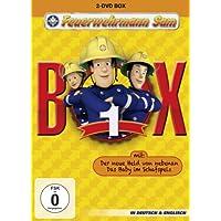 Feuerwehrmann Sam Box 1