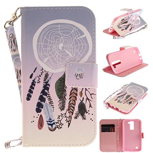 lg-k7-lg-k8-hulle-case-cozy-hut-bookstyle-handy-hulle-premium-pu-leder-tasche-flip-case-brieftasche-