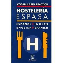 Vocabulario práctico de hostelería (Idiomas)