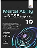 #5: Mental Ability for NTSE & Olympiad Exams for Class 10 (Quick Start for Class 6, 7, 8, & 9)