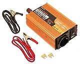 RICOO Spannungswandler SW-600/24 mit USB | 24V auf 230V /...