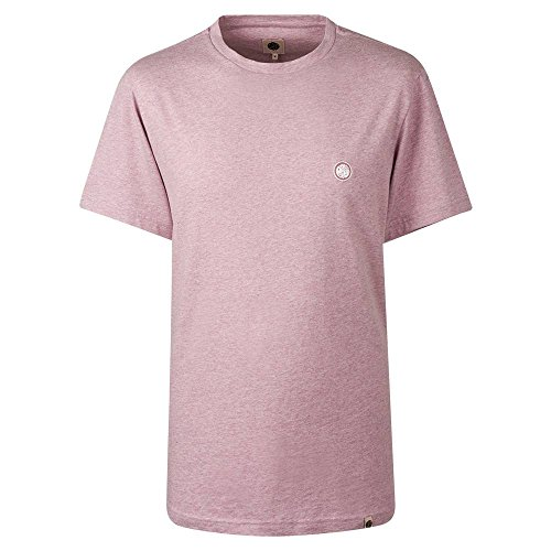Pretty Green Marl T Shirt in Pink Large (Light T-shirt Edward)