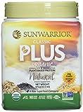 Sunwarrior Classic Plus Natural, 375 g