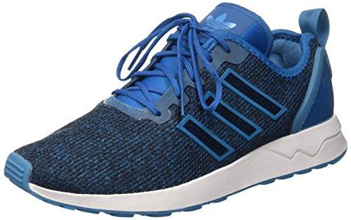 uniblu Adidas Uomo Flusso Ftwwht Scarpe Zx Ginnastica Adv Da Concorrenza Blu Crablu 64zH6w