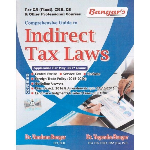 Comprehensive Guide to Indirect Tax Law