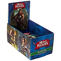 White Wizard Games WWG503 Hero Realms Ranger Pack Card Game