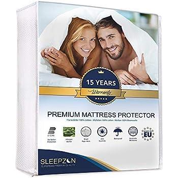 Dormisette 3-lagige Premium Auflage Q70 wasserdicht nässeschutz  mehrere Größen.