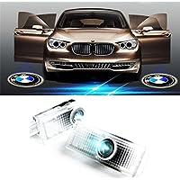 Iluminación de la entrada proyector 3D HD Puerta Logo Light (1par)