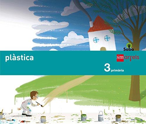 Plàstica. 3 Primària. Saba - 9788467570755