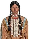 Smiffys Coraza inspirado por los americanos nativos, blanca