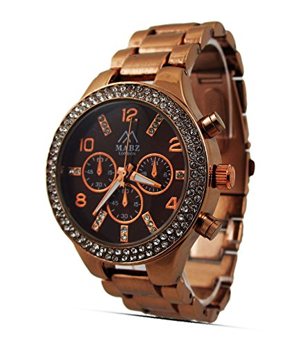 new-best-ladies-watch-copper-color-strap-watch-for-women-uk-buy-discount-watch