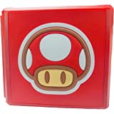 Étui de rangement pour jeux Nintendo Switch Lite NS - Peut contenir jusqu'à 12 Jeux Système de Rangement de Protection Organi